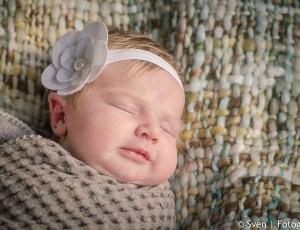 Babyshoot van Fela, pasgeboren wondertje