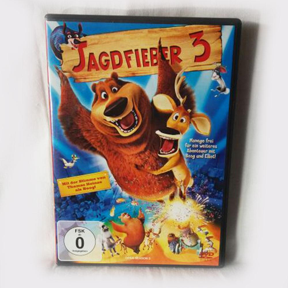 Jagdfieber 3 DVD