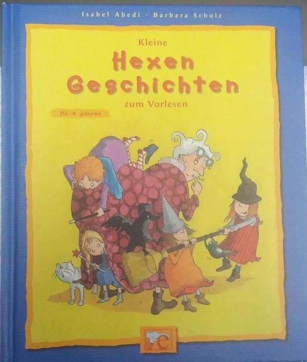Kleine Hexengeschichten zum Vorlesen