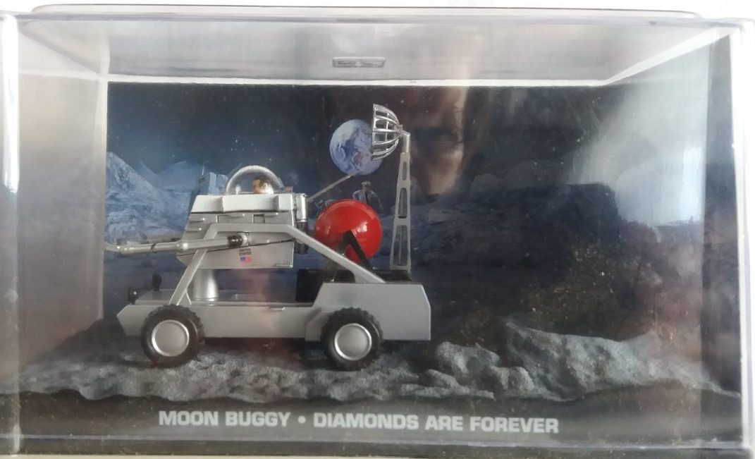 moon buggy diamonds are forever james bond svens spielzeugparadies shop. Black Bedroom Furniture Sets. Home Design Ideas