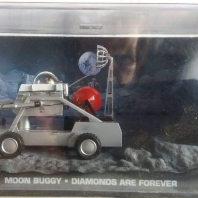 Moon Buggy-Diamonds Are Forever-James Bond