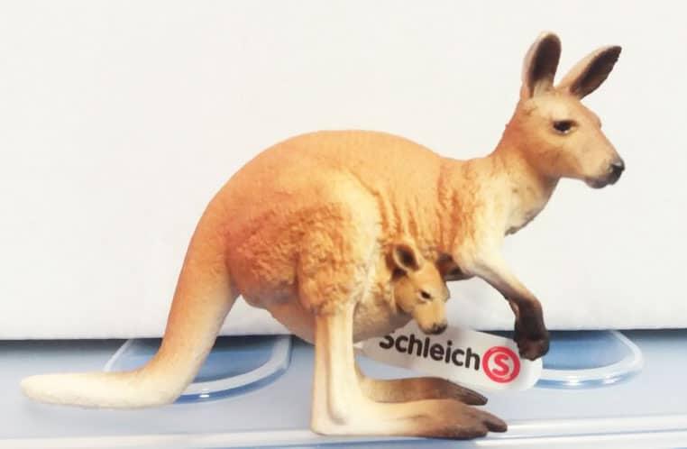 Schleich Känguruh