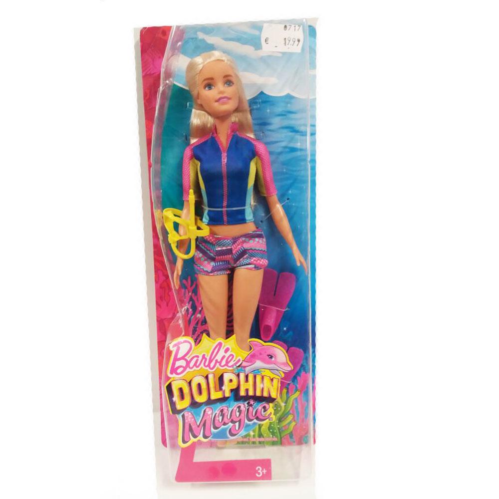 Mattel Barbie Magie der Delfine