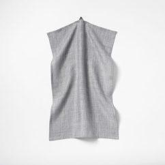 Gray Kitchen Towels Decorative Plates For Wall Towel Svenskt Tenn Linen 45x65xm Pewter Grey