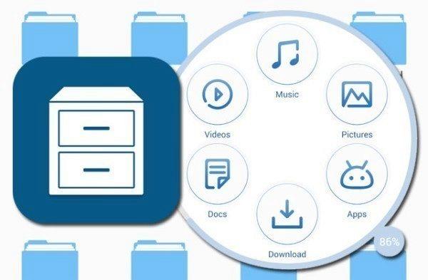 Tomi File Manager: moderní správce souborů pro váš telefon i tablet
