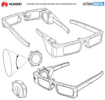 Huawei AR: Chystají se chytré hodinky, které se dají