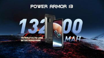 Bateria Ulefone Power Armor 13 13200mAh
