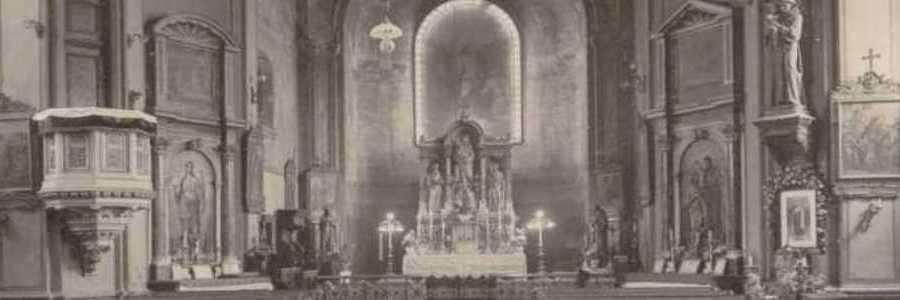 O crkvi i župi