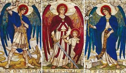 29.9. – svv. Arkanđeli Mihael, Gabrijel i Rafael