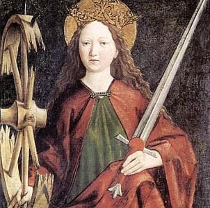 25.11. – sv. Katarina Aleksandrijska, djevica i mučenica