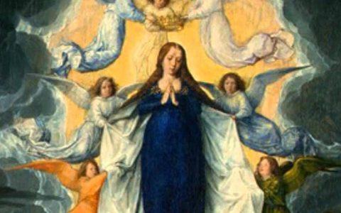 15.8. – Svetkovina uznesenja blažene Djevice Marije, Velika Gospa