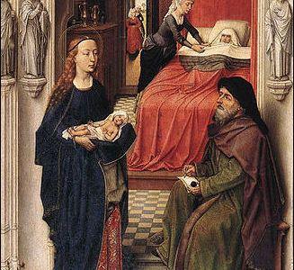 24.6. – svetkovina rođenja sv. Ivana Krstitelja
