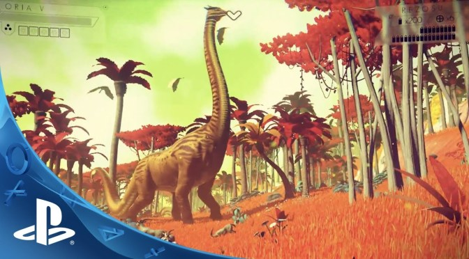 New No Man's Sky trailer – focus on fighting