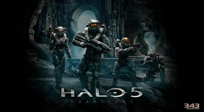 HALO 5 :GUARDIANS new Trailer