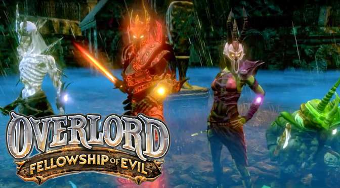 Overlord:Fellowship of Evil
