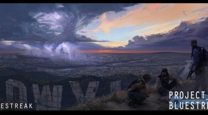 BLUE STREAK – Cliff Bleszinski's Next Game