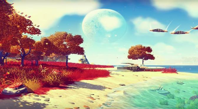 No Man's Sky – how they did it