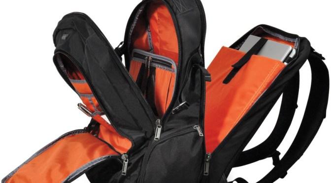 Eurocom makes bag for VR & laptop users