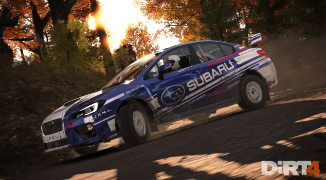 Dirt 4 preview – coming in june