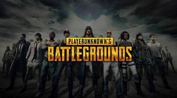Player Unknown's Battleground