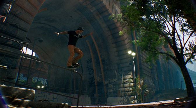 Session – new upcoming skateboard game