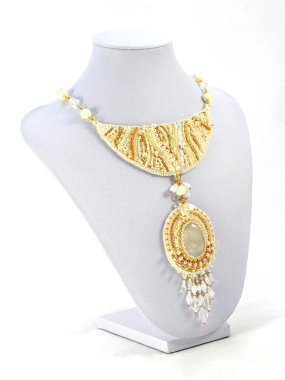 Bridal Necklace - Svetlana.Gallery