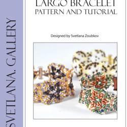 Largo Bracelet Bead Pattern And Tutorial