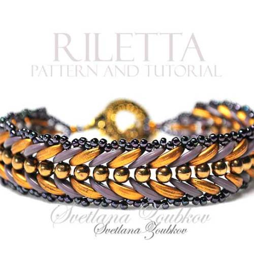 Riletta Bead Pattern Tutorial
