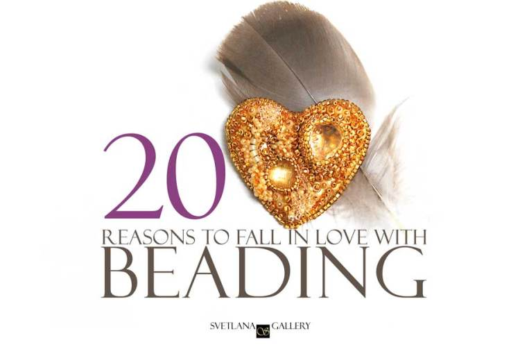20 Reasons To Love Beading
