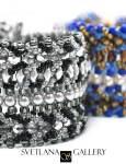 Nortia II Bracelet Beading Pattern Tutorial
