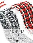 Nortia Bracelet Beading Pattern Tutorial - 2 designs, 2 tutorials