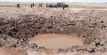 Peru - meteorit i nepoznata bolest 1