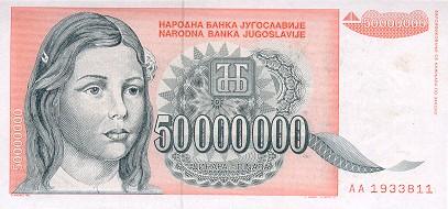 50 miliona