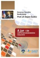 Predavanje guvernera i prezentacija moneture 1