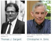 Nobelova nagrada 2011 - ekonomija 1