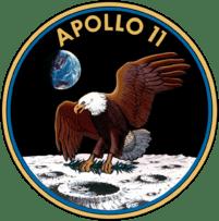 Apolo 11 - razglednica sa Meseca 1
