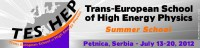 Trans-evropske škole fizike visokih energija (TESHEP 2012) 1