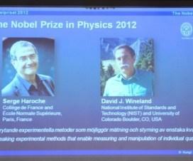 Izveštaj sa granice ljudskog saznanja - Nobelova nagrada iz fizike za 2012 4