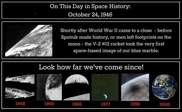 Slika dana: Zemlja iz svemira [25.10.2013]