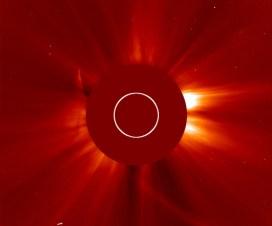 """Kometa ISON - od """"komete veka"""" do međuplanetarne prašine [29.11.2013] 4"""
