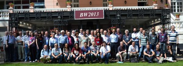 Učesnici Balkan Workshop-a BW2013 (Vrnjacka Banja, Srbija, 25 – 29 april, 2013)