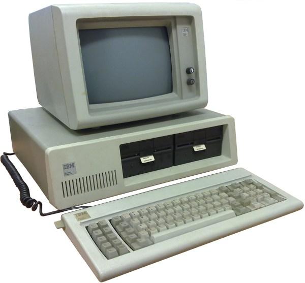 Slika dana: IBM PC 5150 [12.08.2014]
