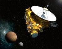 New Horizons misija