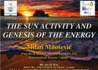 The Sun Activity and Genesis of the Energy 3