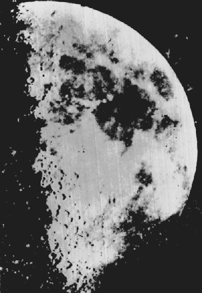 Prva fotografija Meseca 2