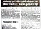 Srbija, 11. avgust 1999. godine 2