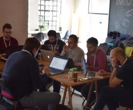 Intenzivno programersko takmicenje CodeBeyond 10