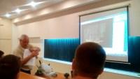 Predavanje profesora Georgieva na GAF-u u Nišu u okviru programa ERASMUS+ 1