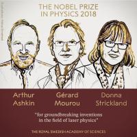 Nobelova nagrada za fiziku (2018) 1