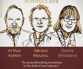 Nobelova nagrada za fiziku (2018) 6